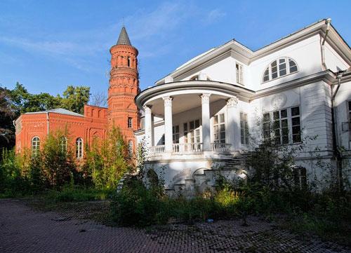 Усадьба и парк Покровское-Стрешнево