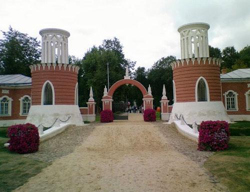 Воронцовский парк и усадьба Воронцово в Москве