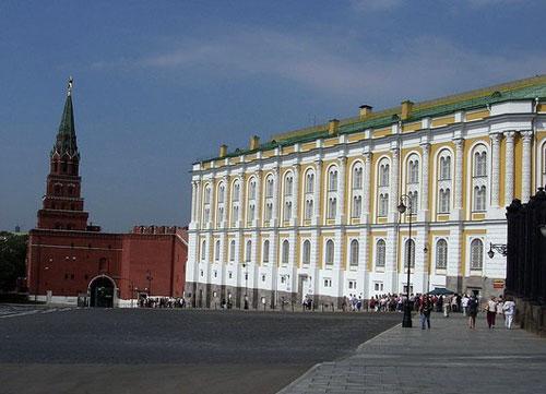 Алмазный фонд в Кремле