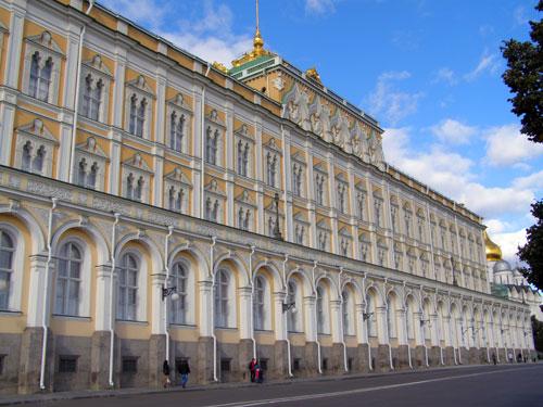 Резиденция Президента РФ в Кремле