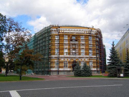 Сенат в Москве