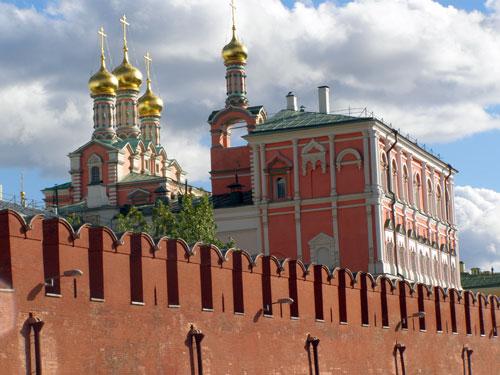 Потешный дворец в Кремле