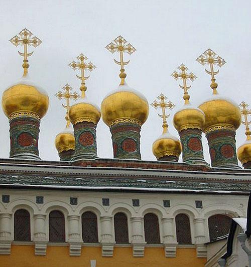 Верхоспасский собор Кремля