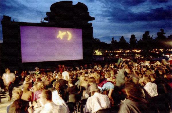 8 кинотеатров под открытым небом в Москве