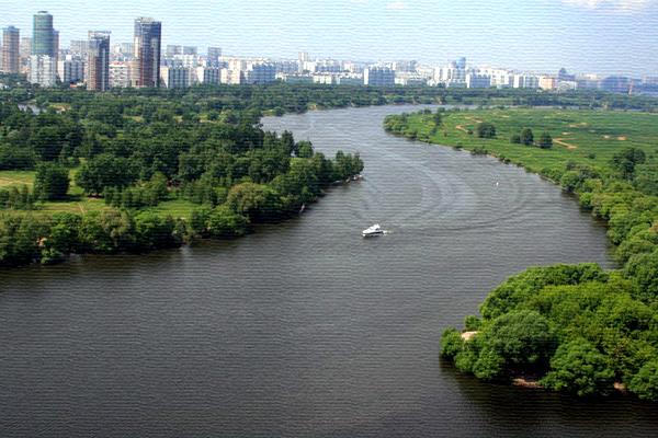 Реки Москва и Яуза | ГУП Мосводосток