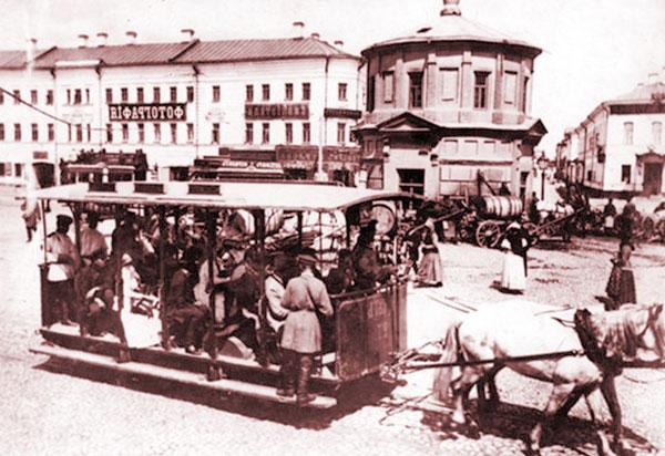 Самый старый и известный трамвайный маршрут в Москве