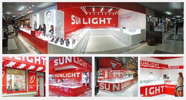 Магазины Sunlight (Санлайт) в Москве с адресами на карте