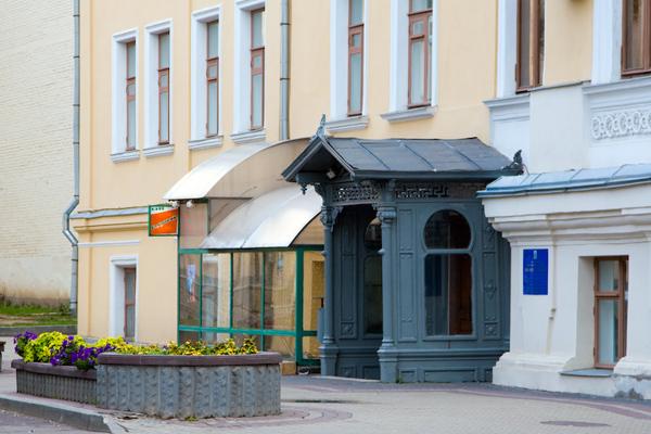 Здание по проспекту Мира, дом 16