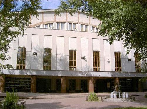 История театра имени Моссовета