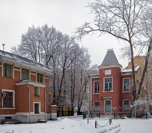 Переулок Чернышевского в Москве
