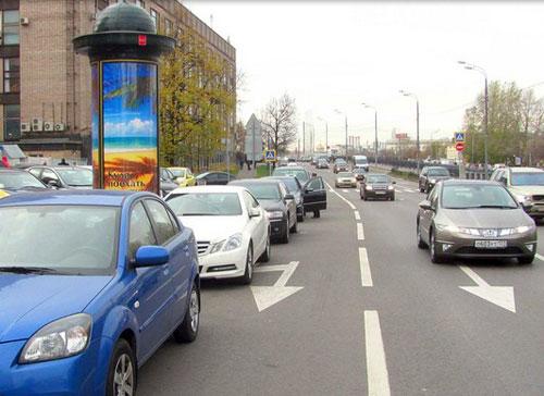 Берников переулок в Москве