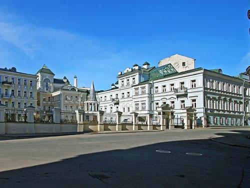 Бобров переулок в Москве