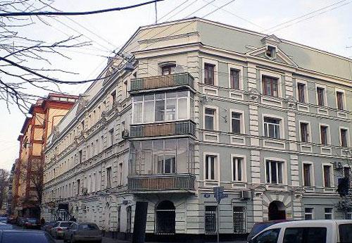 Богословский переулок в Москве