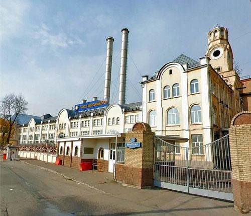 Болотная набережная в Москве