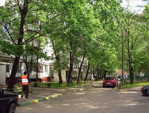 Большая Переяславская улица в Москве