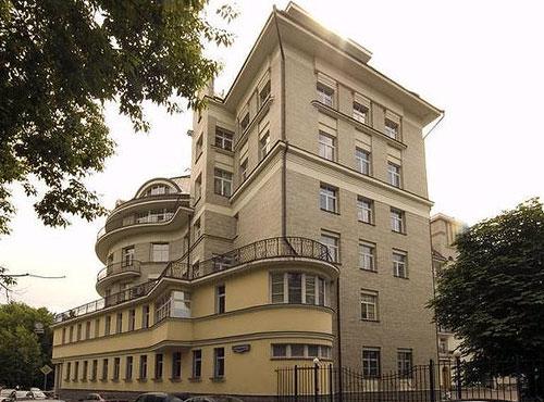 Большая Пионерская улица в Москве