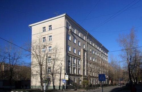 Хавская улица в Москве