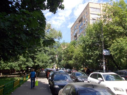 История Малой Грузинской улицы