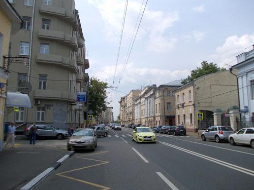 История улицы Пречистенки в Москве