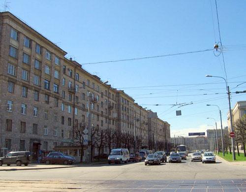 Южный проезд в Москве
