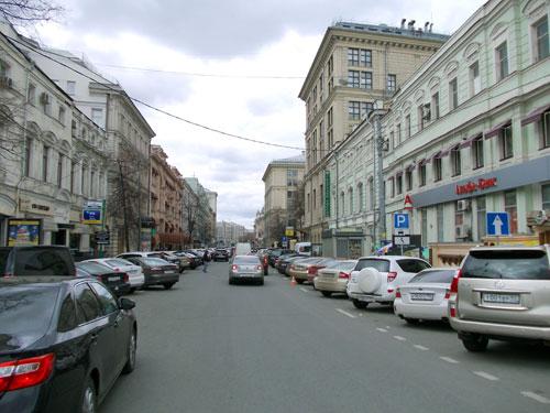 История, дома и достопримечательности на Неглинной улице