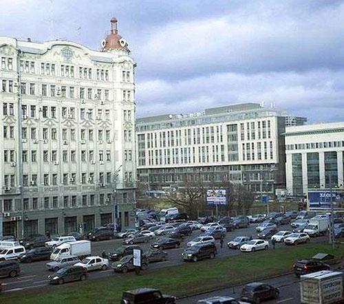 Садовая-Каретная улица в Москве