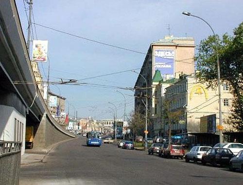 Садовая-Сухаревская улица в Москве