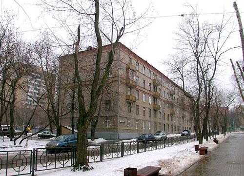 1-й и 2-й Щемиловский переулок в Москве