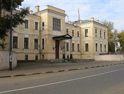 Улица Щипок в Москве