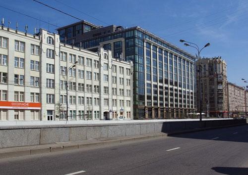 Валовая улица в Москве