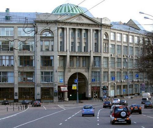 Площадь Варварские Ворота в Москве