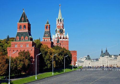 Васильевский Спуск в Москве