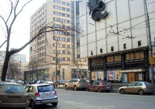 Васильевская улица в Москве