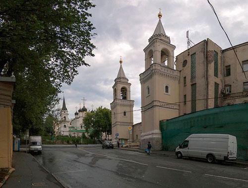 Улица Забелина в Москве