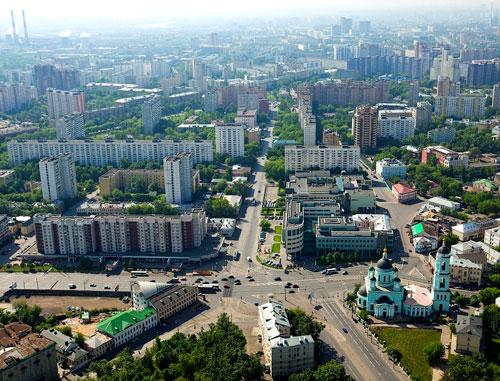 Андроньевская площадь в Москве