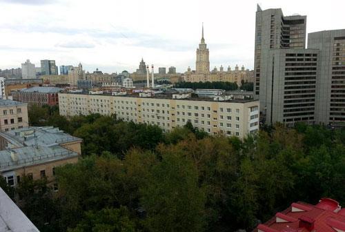 Анны Северьяновой улица в Москве