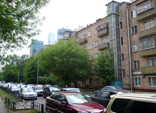 Антонова-Овсеенко улица в Москве
