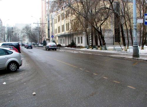 Банный переулок и проезд в Москве