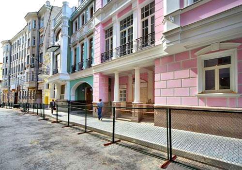 Барыковский переулок в Москве