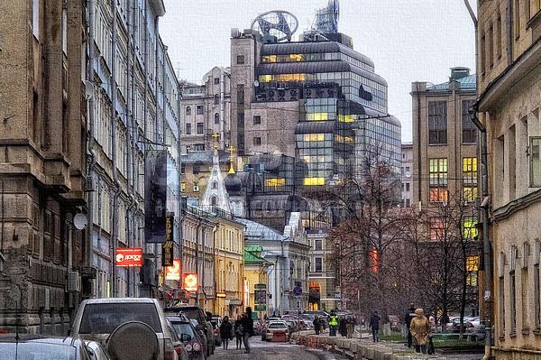 Газетный переулок в Москве – история, название и дома в Газетном ...