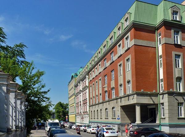 Голутвинский переулок в Москве