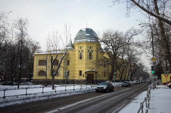 Красноармейская улица в Москве