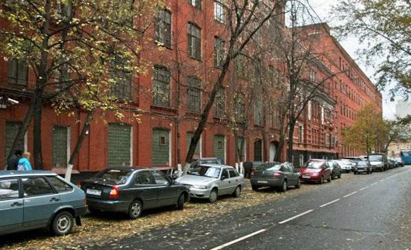 Верхняя, Малая и Нижняя Красносельская улица