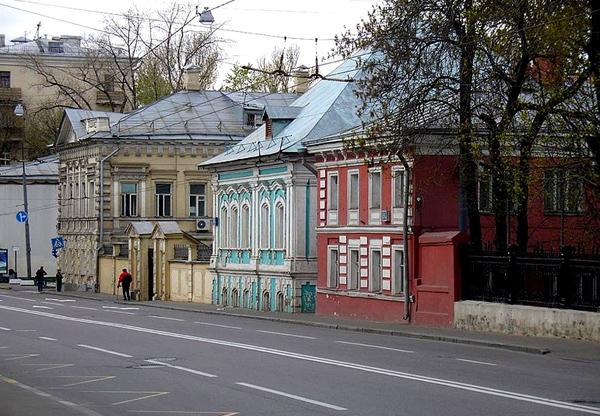 Николояская улица в Москве