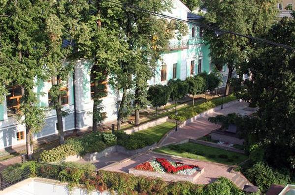 Подкопаевский переулок в Москве
