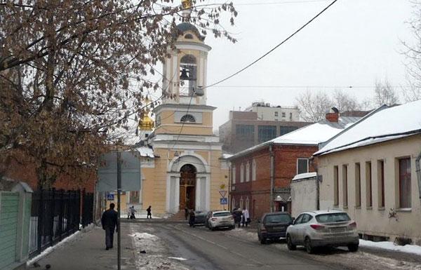 История и достопримечательности Предтеченских переулков в Москве