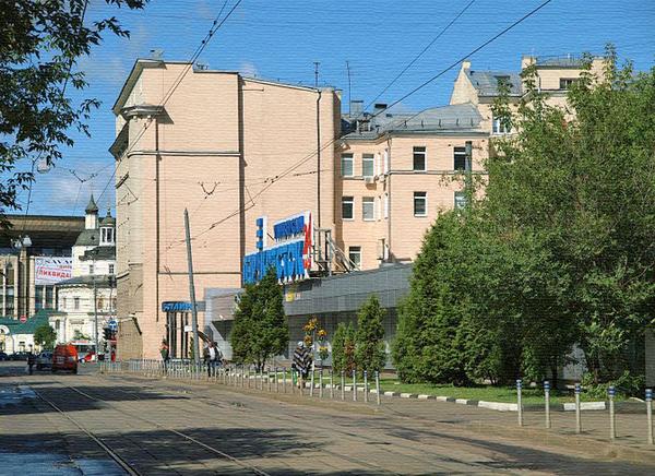 Протопоповский переулок в Москве