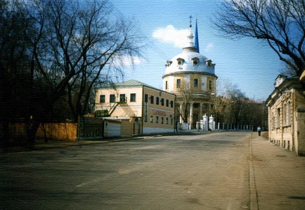 Улица Радио в Москве