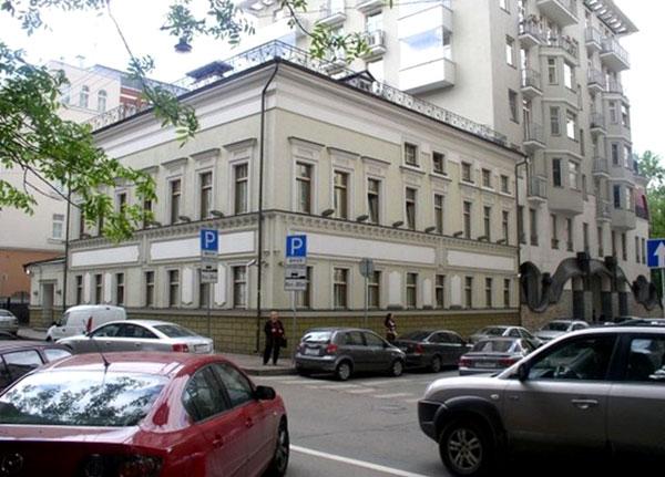 Улица Машкова в Москве