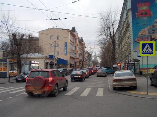 Новая Басманная улица в Москве